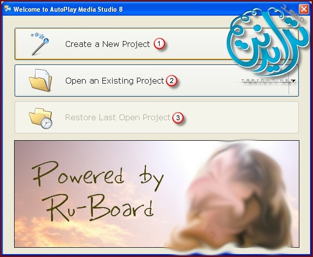 اصنع أقراص مضغوطة CD مع برنامج  •●◄AutoPlay Media Studio 8.0.7.0►●• الإصدار الأخير 210