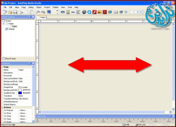 اصنع أقراص مضغوطة CD مع برنامج  •●◄AutoPlay Media Studio 8.0.7.0►●• الإصدار الأخير 215