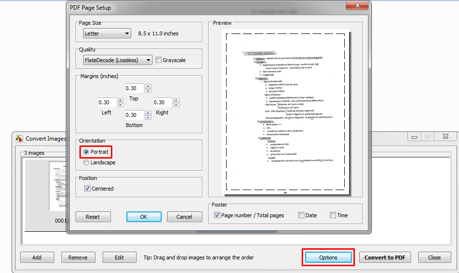تحويل مجموعة من الصور وجعلها على شكل كتاب ( بصيغة PDF )  Screen26