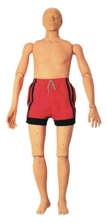 [HELP] Fabrication d'un tête du mannequin de sauvetage Oscar Manneq10