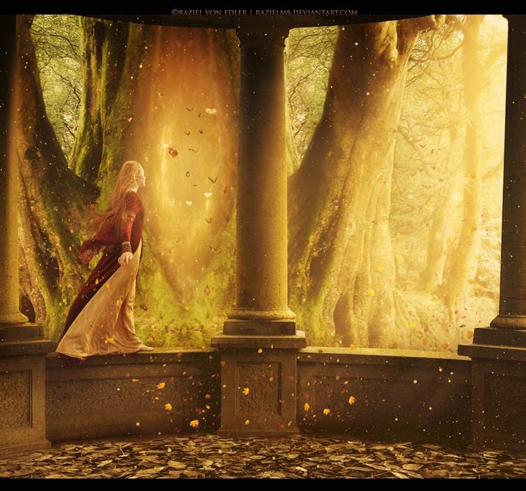 L'Héritière d'Eliandre Magic11