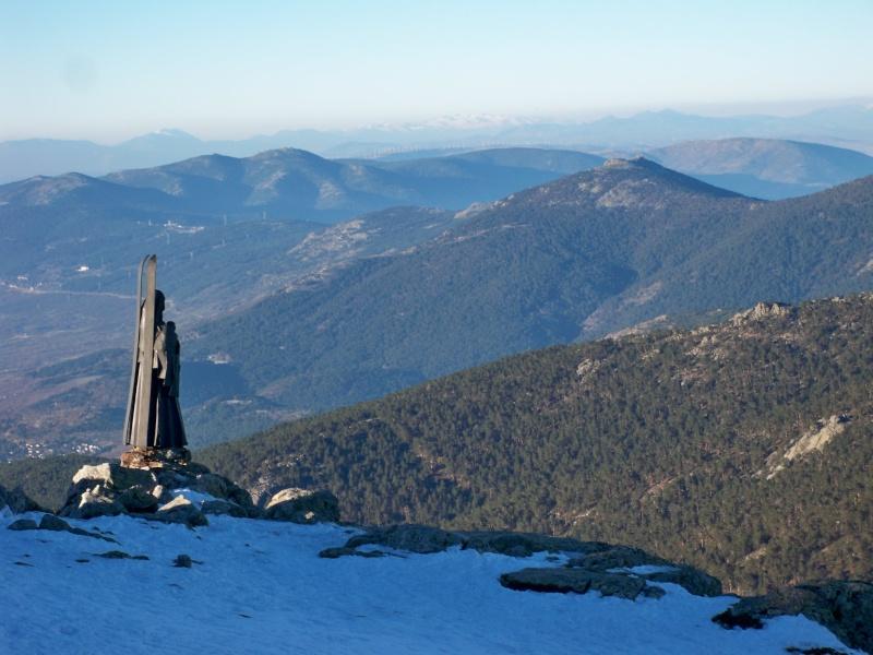 Alpinismo: jueves 25 de diciembre 2014 - Cabezas de Hierro desde Navacerrada 003_do10