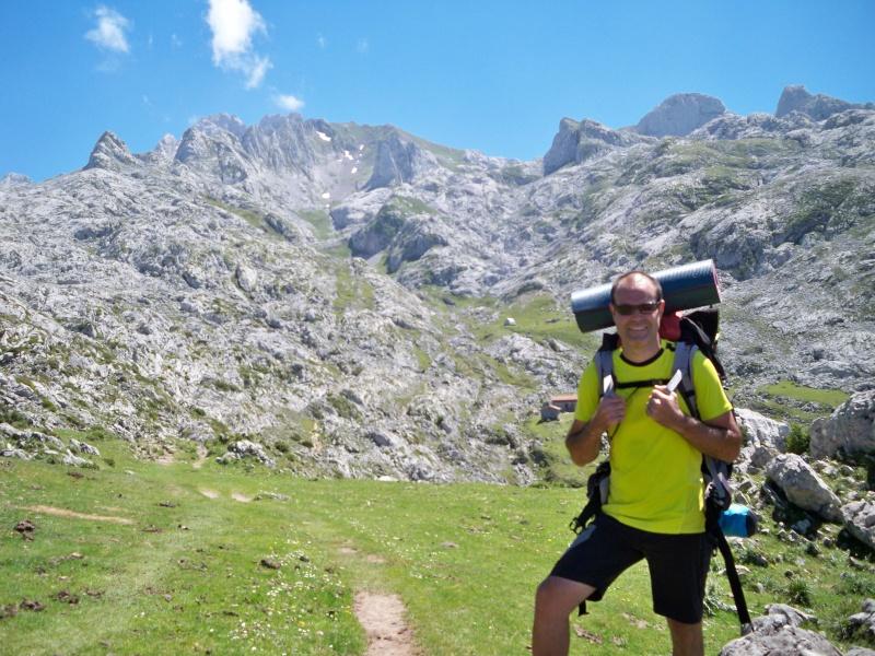 Montañismo: 22-27 de julio 2014 - Picos de Europa  100_8612