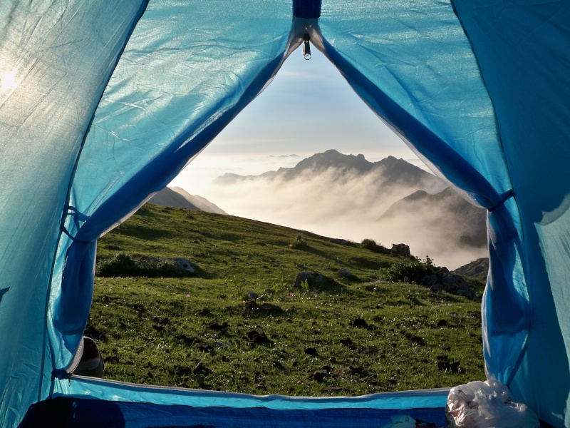 Montañismo: 22-27 de julio 2014 - Picos de Europa  100_8615