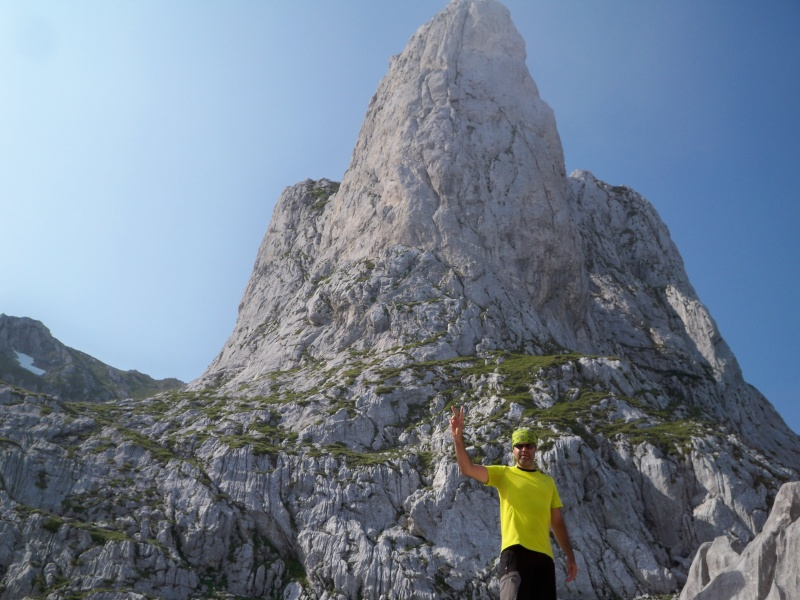 Montañismo: 22-27 de julio 2014 - Picos de Europa  100_8620