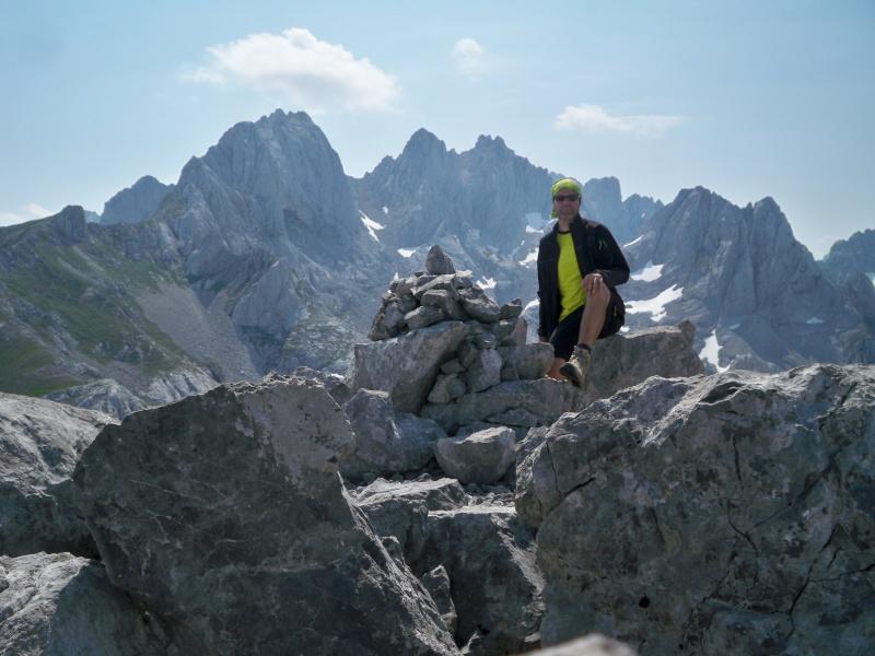 Montañismo: 22-27 de julio 2014 - Picos de Europa  100_8621