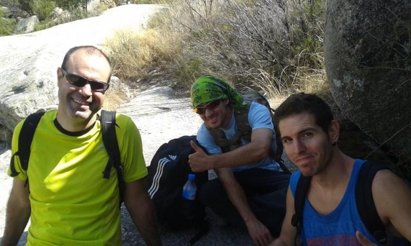 Escalada: sábado 13 de septiembre 2014 - Cancho de los Brezos (Sector Moro) 10685210