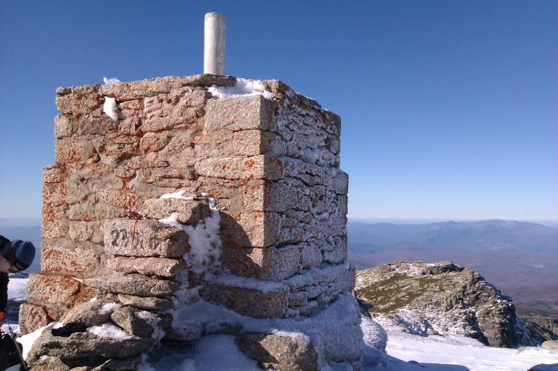 Montañismo: domingo 5 de octubre 2014 - Ascensión al Canchal de la Ceja (2.428 m.) y al Torreón (2.401 m.) 1610