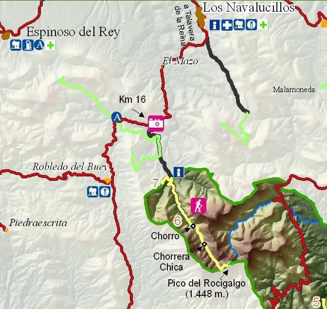Senderismo: sábado 11 de octubre 2014 - Cascada del Chorro y pico Rocigalgo [CANCELADO] Navalu10