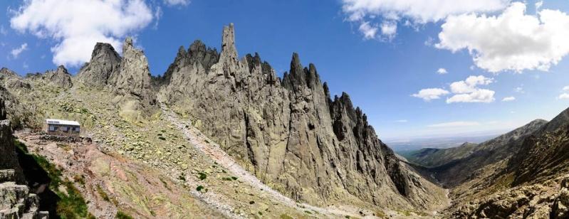 Montañismo: 9-13 de julio 2014 - Gredos Victor10