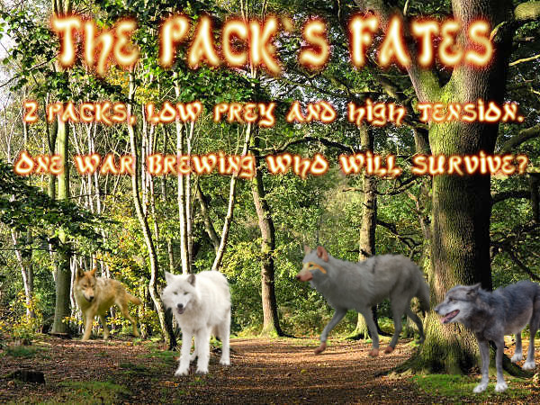 The Pack's Fates *Wolf RP* 35+ strong ! Lol11