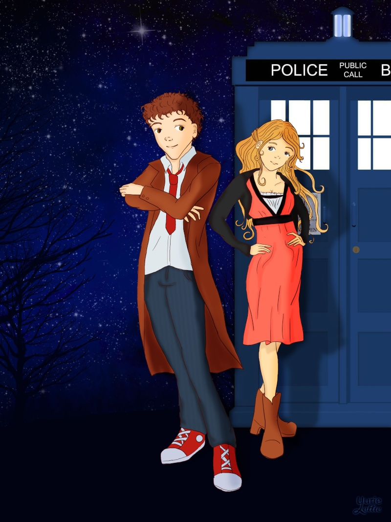 Doctor Who Fanfic11