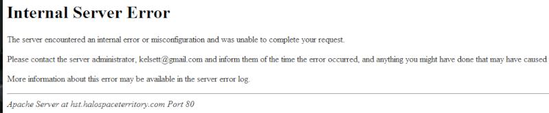 Non possibilité de me connecter correctement Bug12