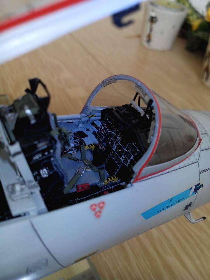 F 15C EAGLE.kit revell au 1/32 plus kit d'amelioration AIRES resine - Page 2 10301310