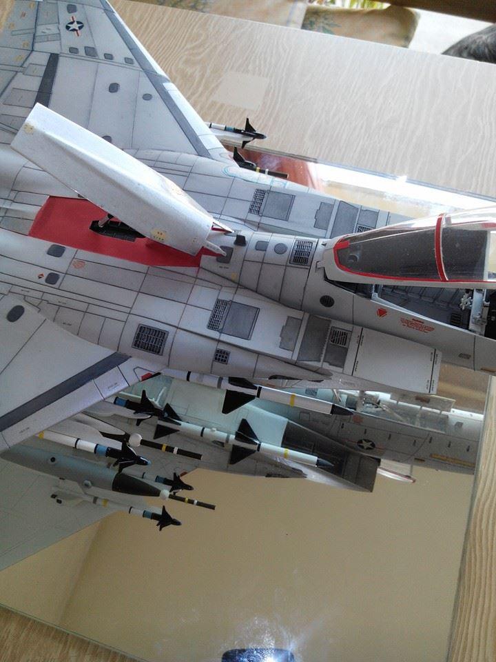 F 15C EAGLE.kit revell au 1/32 plus kit d'amelioration AIRES resine - Page 2 10356710