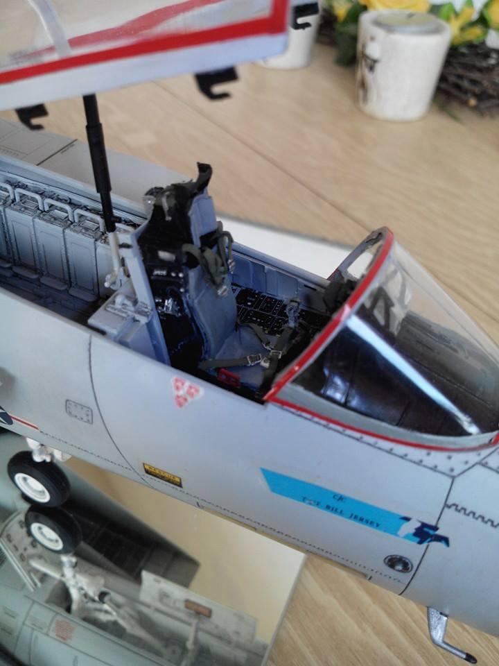 F 15C EAGLE.kit revell au 1/32 plus kit d'amelioration AIRES resine - Page 2 10600610