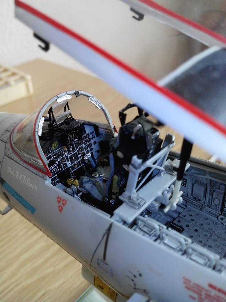 F 15C EAGLE.kit revell au 1/32 plus kit d'amelioration AIRES resine - Page 2 10609410