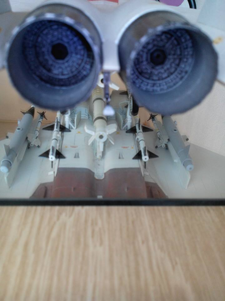 F 15C EAGLE.kit revell au 1/32 plus kit d'amelioration AIRES resine - Page 2 10678610