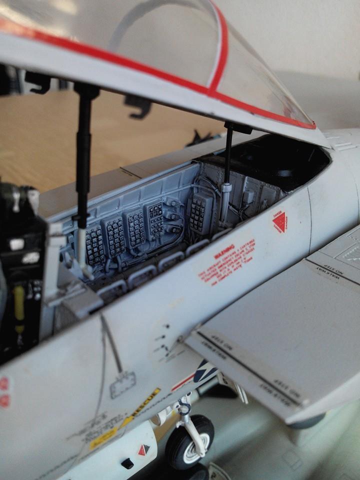 F 15C EAGLE.kit revell au 1/32 plus kit d'amelioration AIRES resine - Page 2 14702910