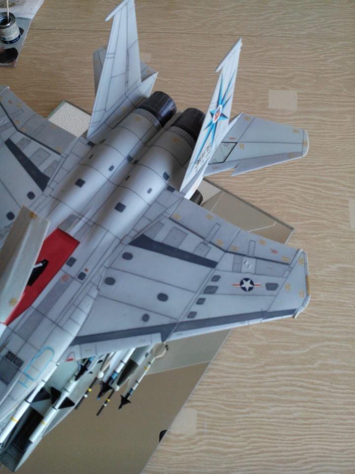 F 15C EAGLE.kit revell au 1/32 plus kit d'amelioration AIRES resine - Page 2 19084410