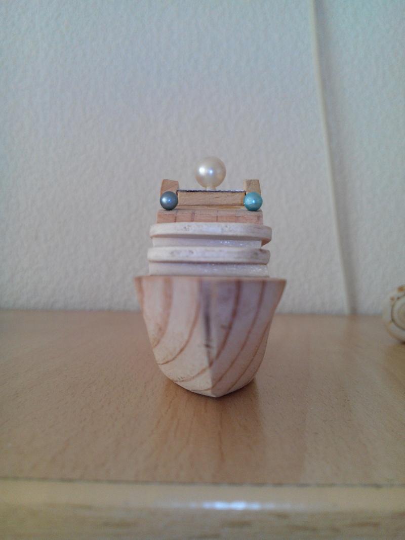 realisation d'un yacht en bois .ech:1/500. Img_2456