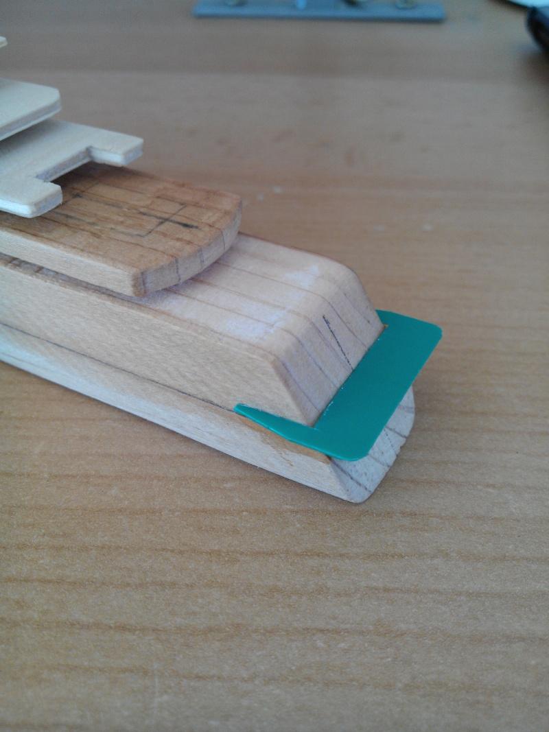 realisation d'un yacht en bois .ech:1/500. Img_2464