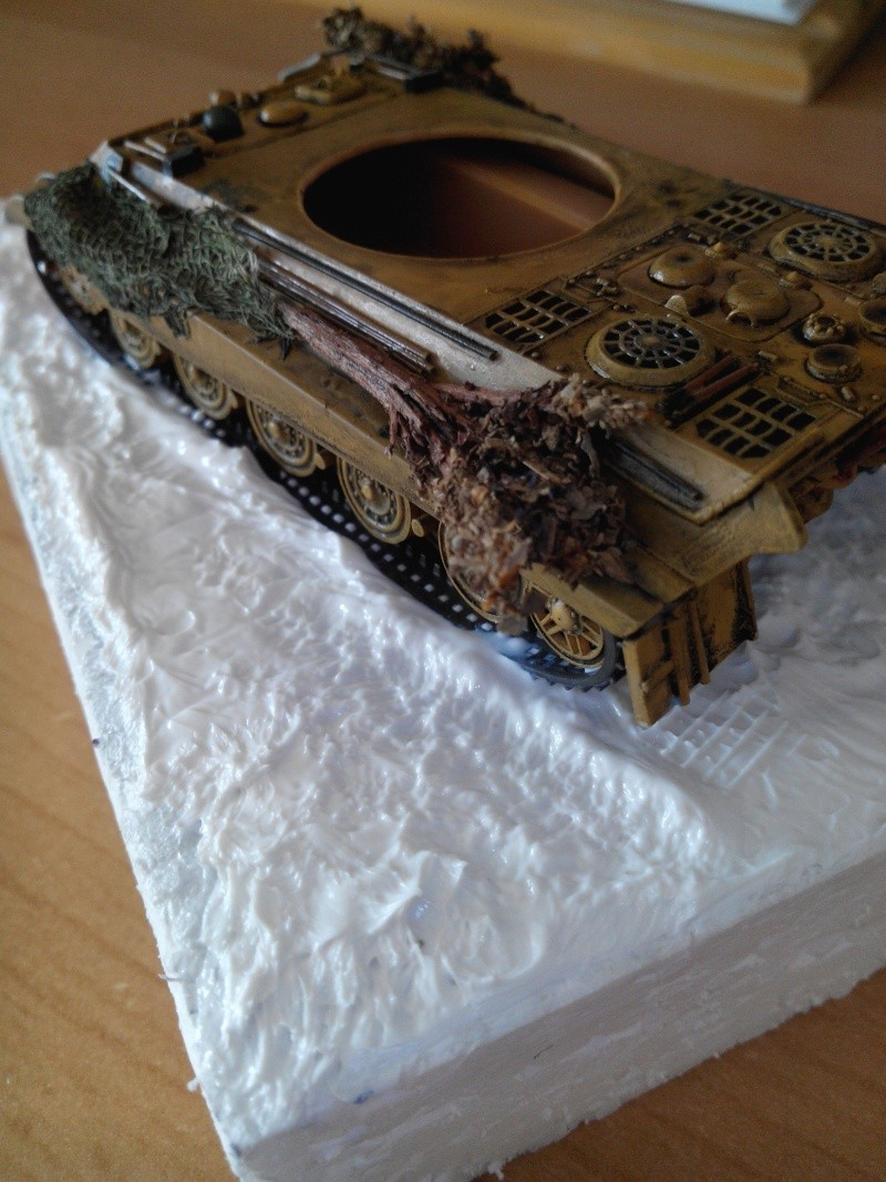 char tigre WWII.kit fujimi au 1/72. Img_2514