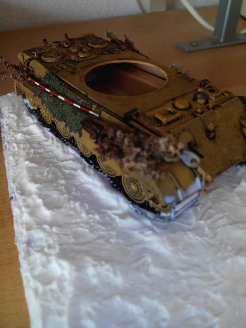 char tigre WWII.kit fujimi au 1/72. Img_2515