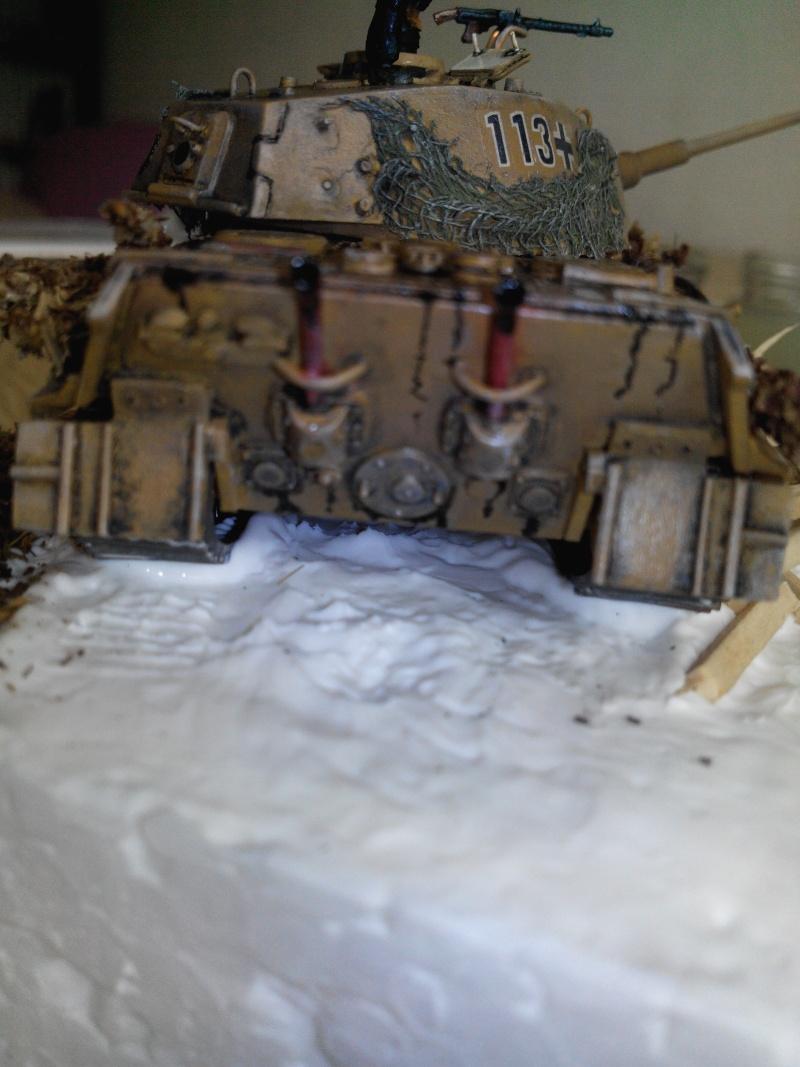 char tigre WWII.kit fujimi au 1/72. Img_2519