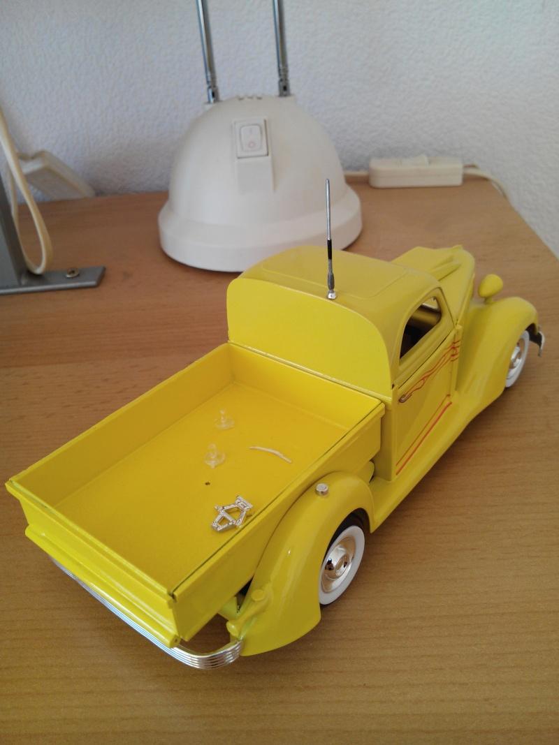 pickup 1936.kit revell 1/25 Img_2573
