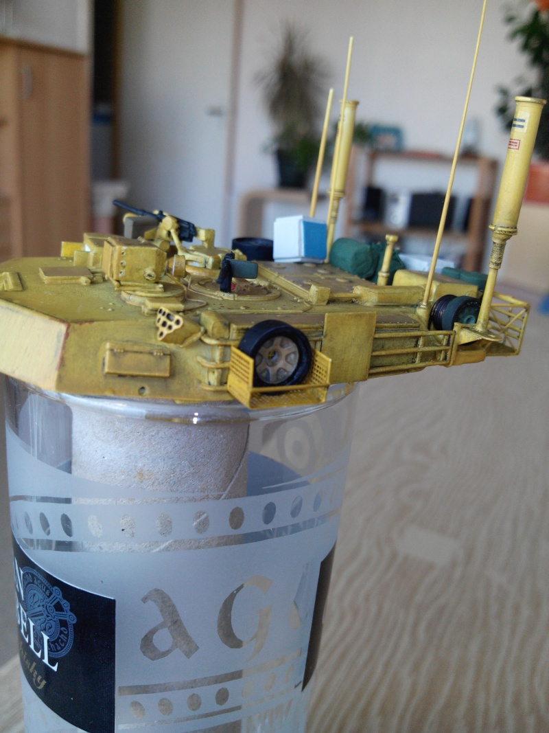 char lourd us.abrams M1 mine roller.1/72 trumpeter. - Page 4 Img_2927