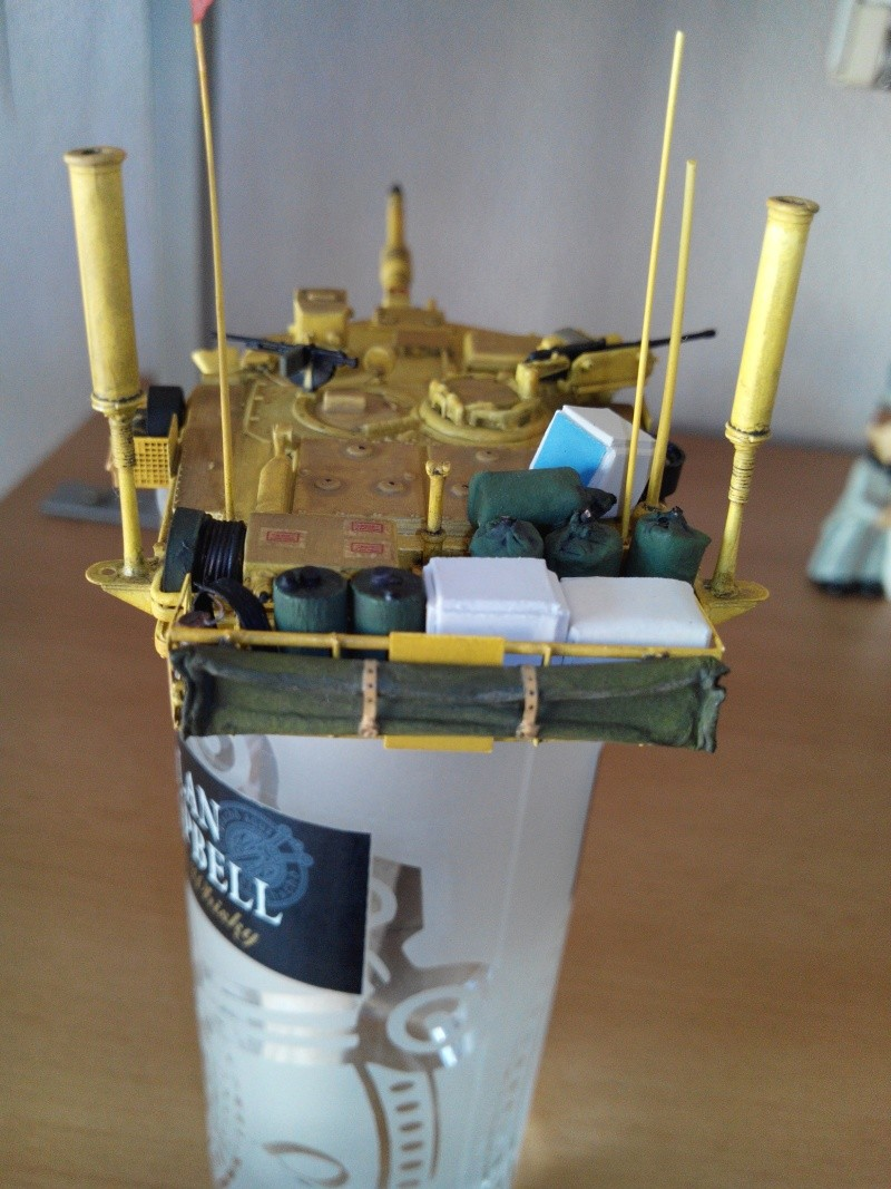 char lourd us.abrams M1 mine roller.1/72 trumpeter. - Page 4 Img_2931