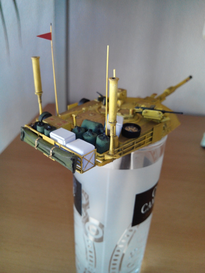 char lourd us.abrams M1 mine roller.1/72 trumpeter. - Page 4 Img_2932