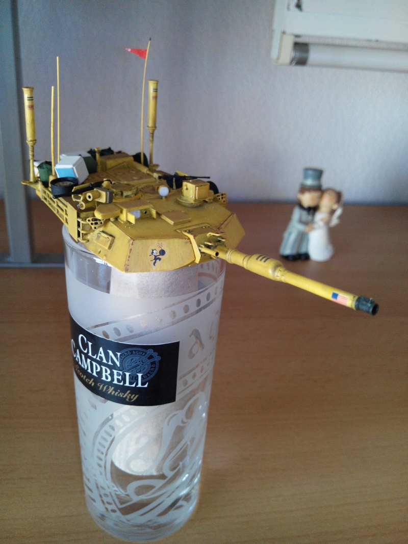 char lourd us.abrams M1 mine roller.1/72 trumpeter. - Page 4 Img_2933