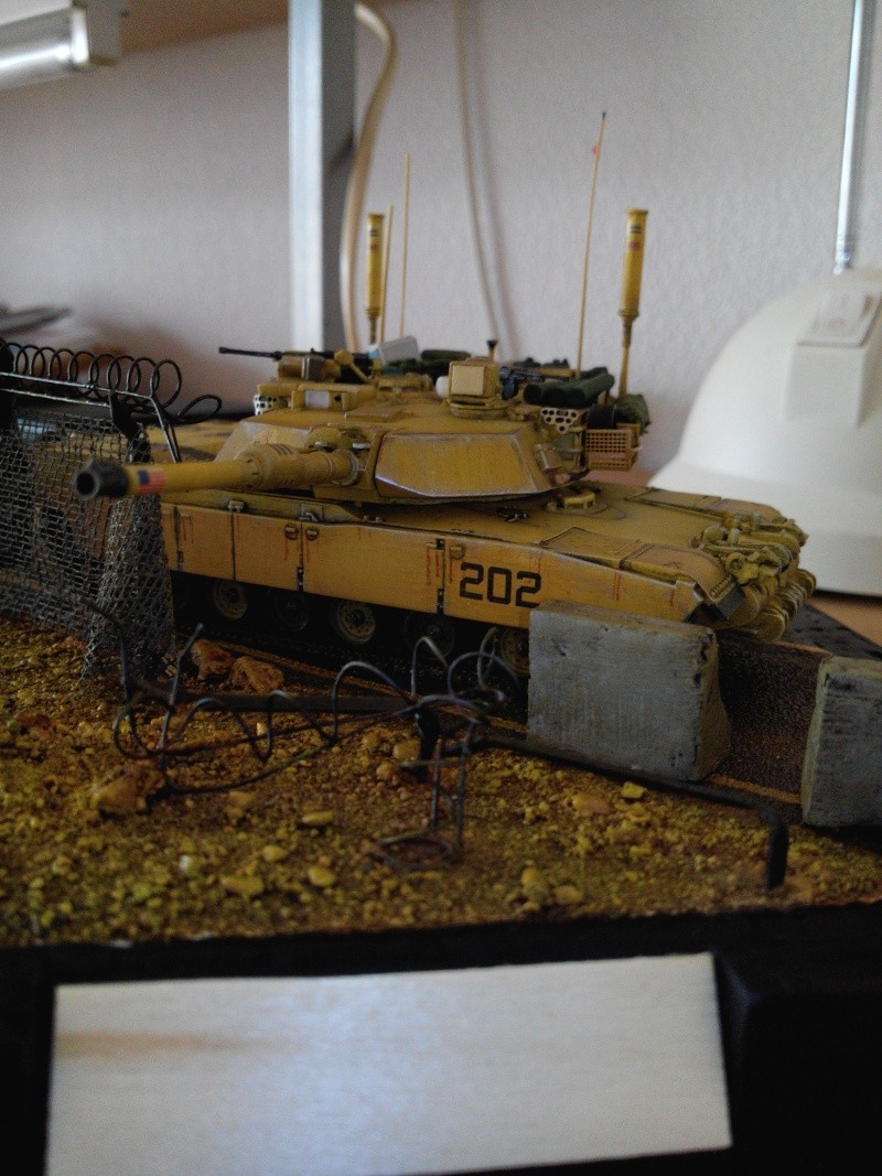 char lourd us.abrams M1 mine roller.1/72 trumpeter. - Page 6 Img_2987