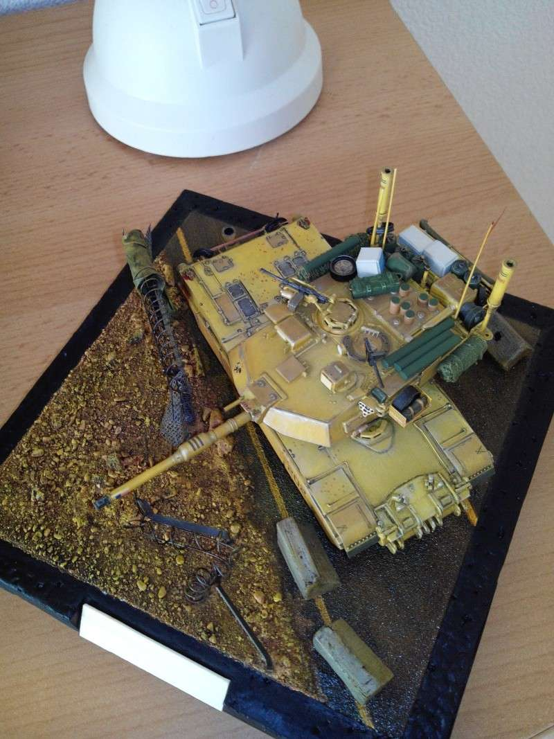 char lourd us.abrams M1 mine roller.1/72 trumpeter. - Page 6 Img_2989