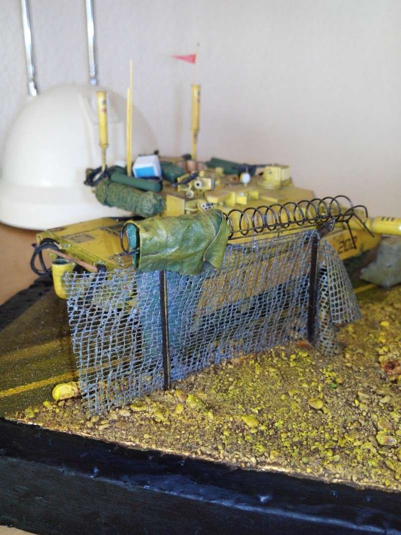 char lourd us.abrams M1 mine roller.1/72 trumpeter. - Page 6 Img_2990