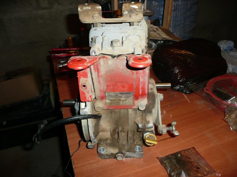 restauration motobineuse solo ihi ged13r-2 P1130017