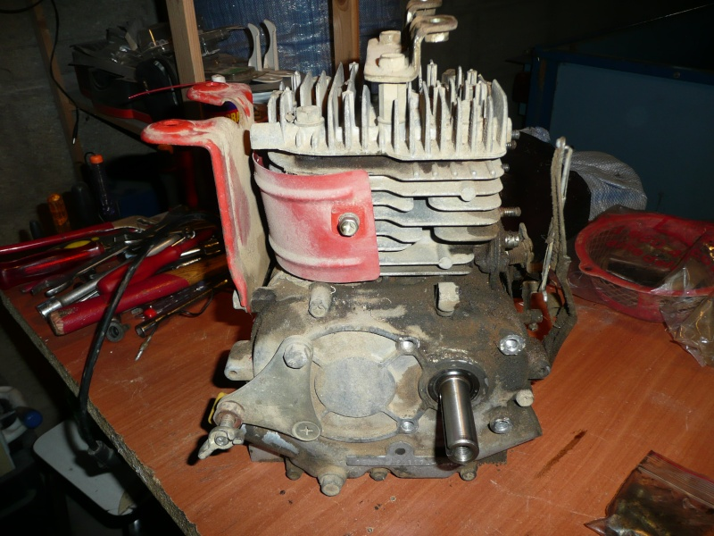 restauration motobineuse solo ihi ged13r-2 P1130019