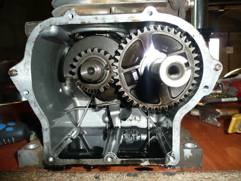 restauration motobineuse solo ihi ged13r-2 P1130024