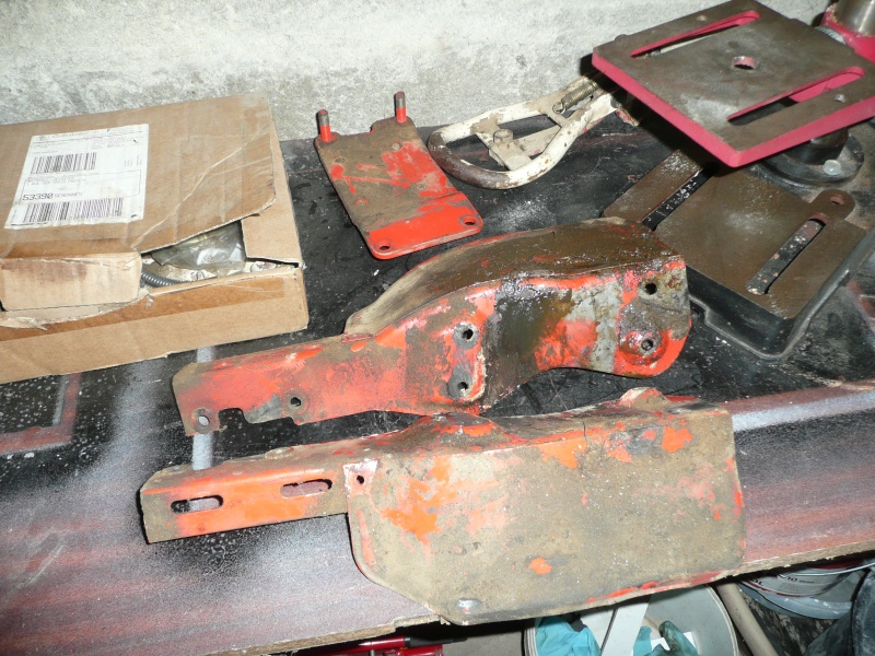restauration motobineuse solo ihi ged13r-2 P1130031