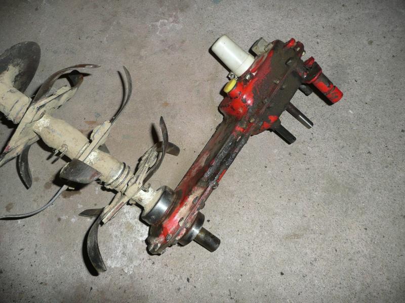 restauration motobineuse solo ihi ged13r-2 P1130033