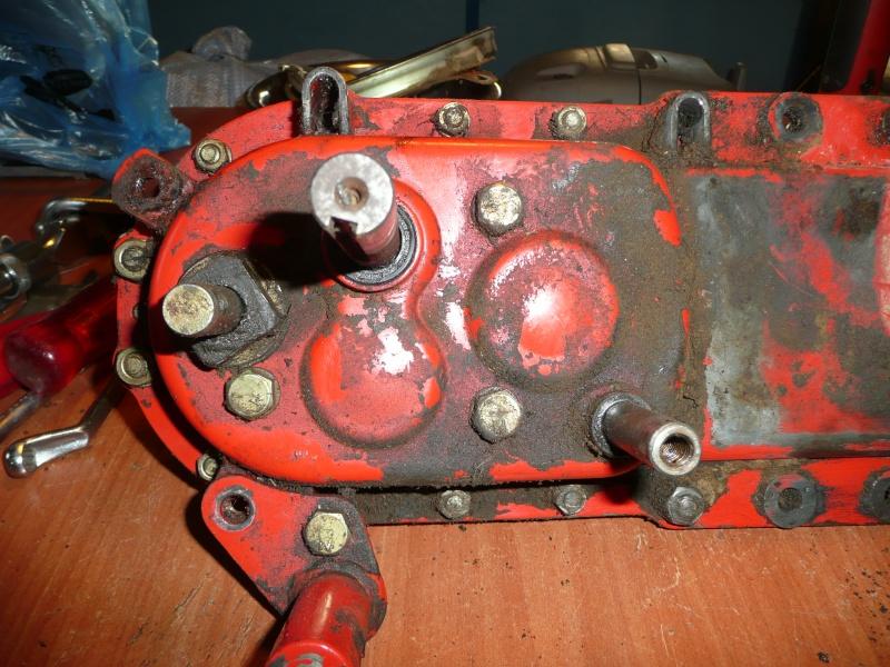restauration motobineuse solo ihi ged13r-2 P1130034