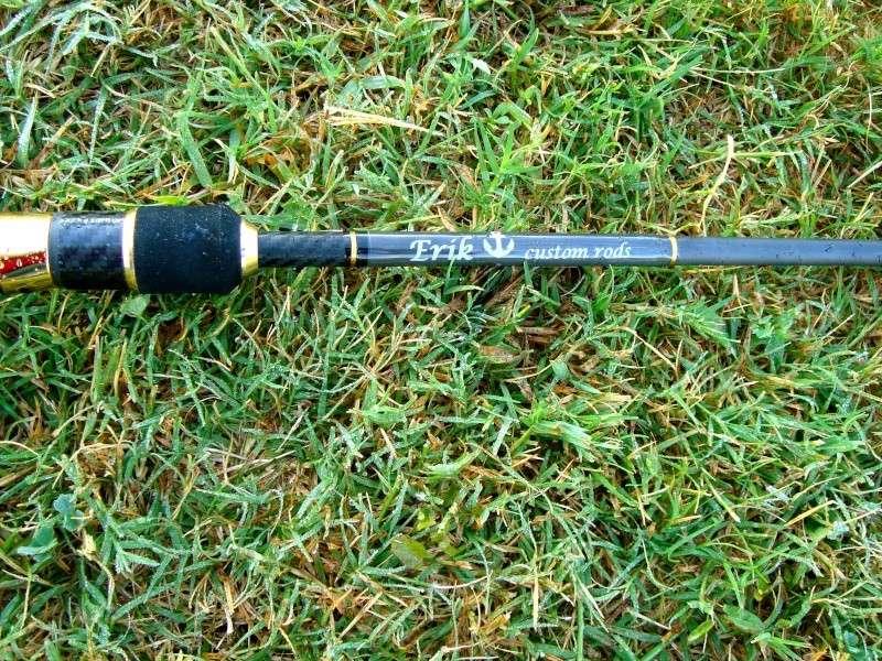 """Lamiglas XP Bass PRO 904 1/4-1 10-20 LB 7'6"""" Dsc04522"""