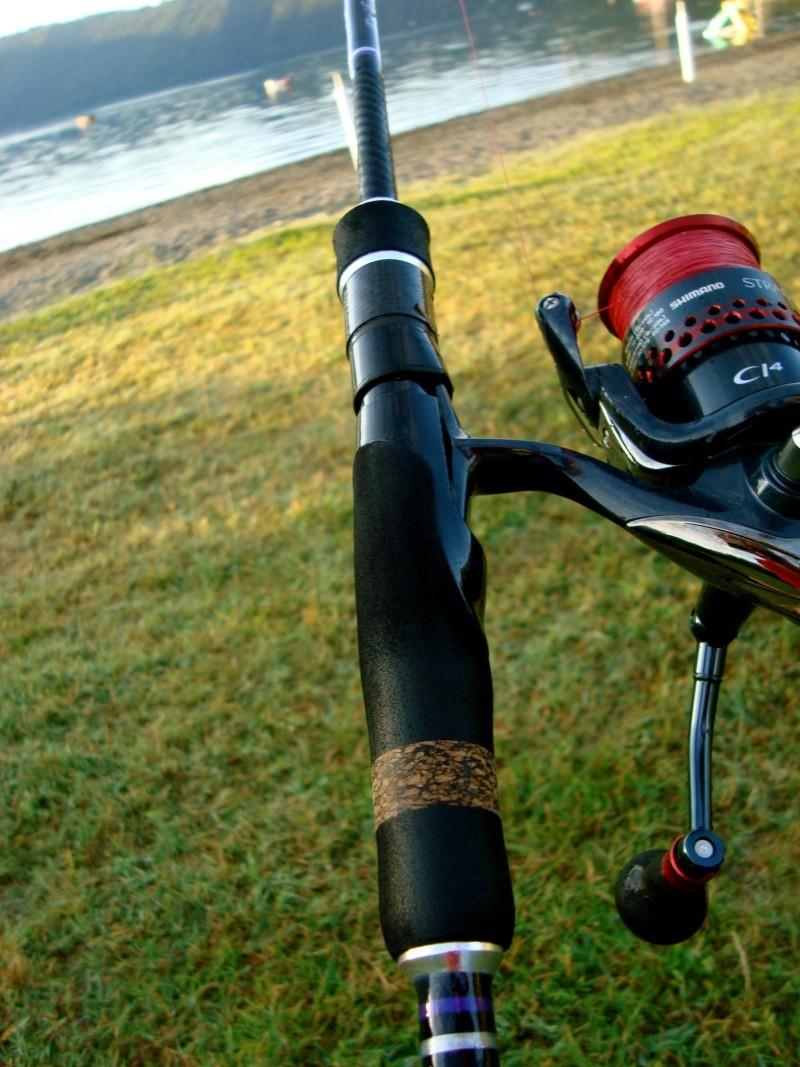 """Lamiglas XP Bass PRO 904 1/4-1 10-20 LB 7'6"""" Dsc04525"""