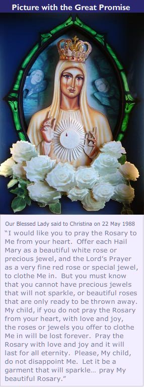 Message de Jésus à Christina Gallagher (Irlande), le 21 Avril 2014 et ma loi sera méprisée et mon Ég Our_la10