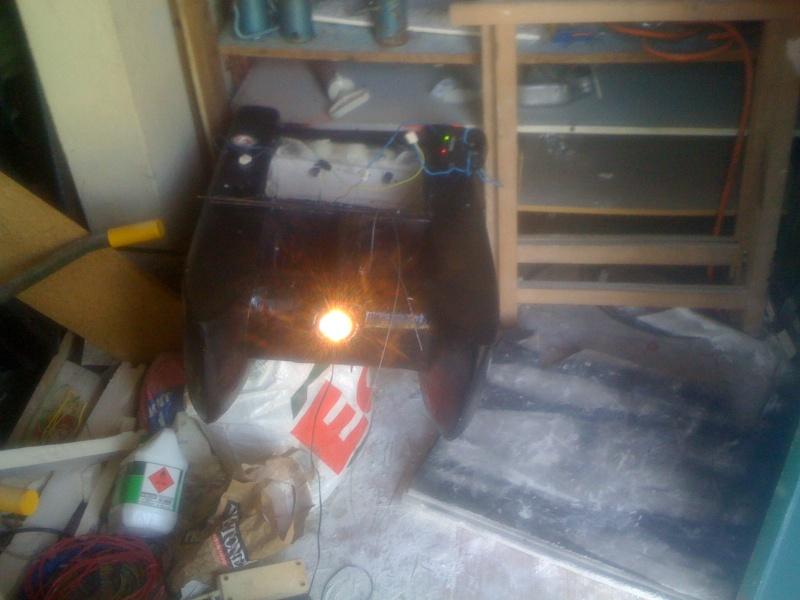 Bateau amorceur maison 05712