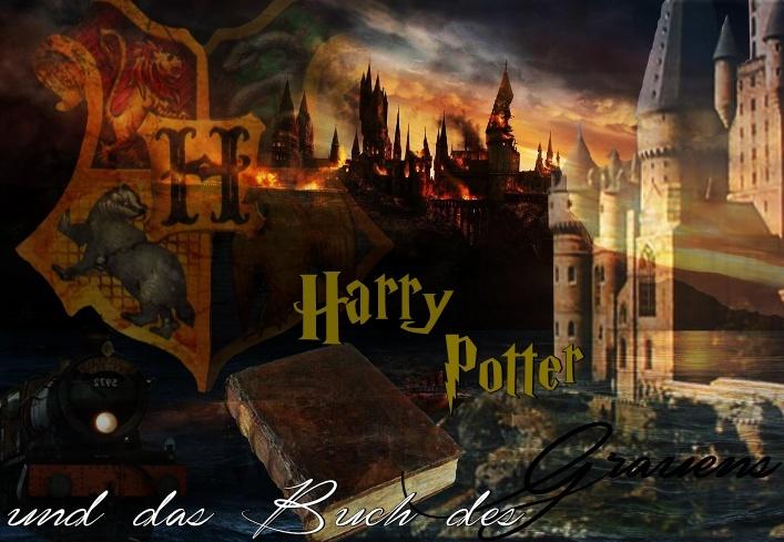 Harry Potter - Das Buch des Grauens (RPG)