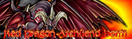 Red Dragon Archfiend Dorm