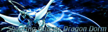 Shooting Quasar Dragon Dorm